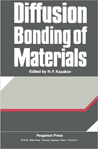 Book Diffusion Bonding of Materials