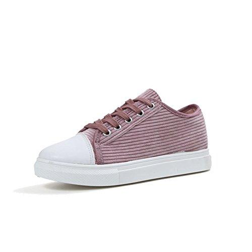 zapatos casuales/Zapatos de corte bajo/Estudiante primavera zapatos/Colegio estilo baja talones/wild vintage C