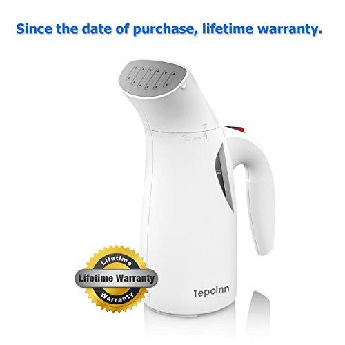 Tepoinn Portable Handheld Garment Steamer product image
