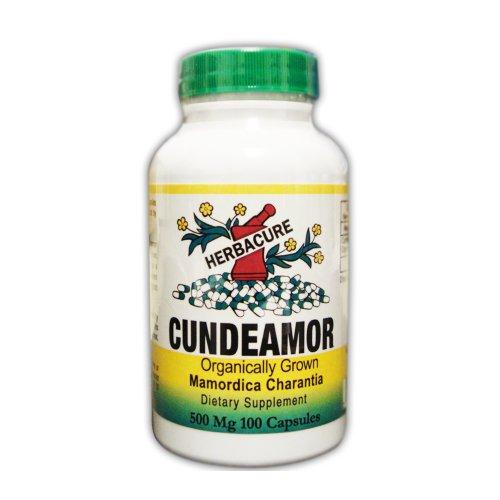 Cheap Cundeamor 500 mg – Mamordica Charantia – Organically Grown – 100 Capsules