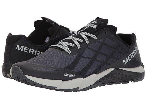 (メレル) MERRELL メンズランニングシューズスニーカー靴 Bare Access Flex [並行輸入品] B073G8YHBD 29.0 cm ブラック/シルバー