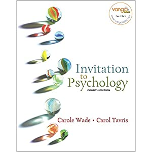 VangoNotes for Invitation to Psychology, 4/e Audiobook