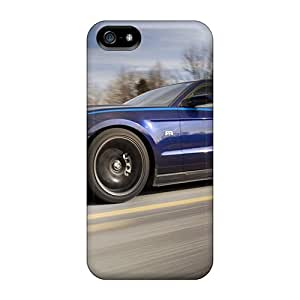 PopFront QCsxU8666UVoPm Protective Case For Iphone 5/5s(ford Mustang Rtr)