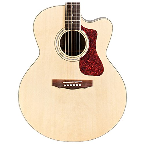 Guild F-150CE Acoustic-Electric Guitar in Natural