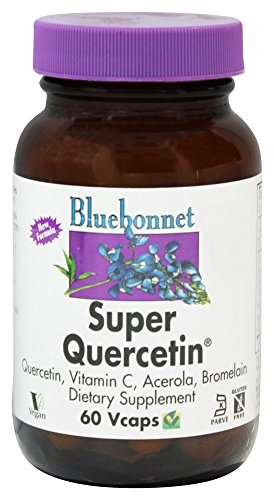 Bluebonnet - Super Quercetin - 100 Veg Caps by BlueBonnet (Image #2)