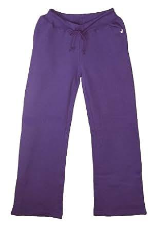 Purple Blend Women's Sweatpants with Pockets