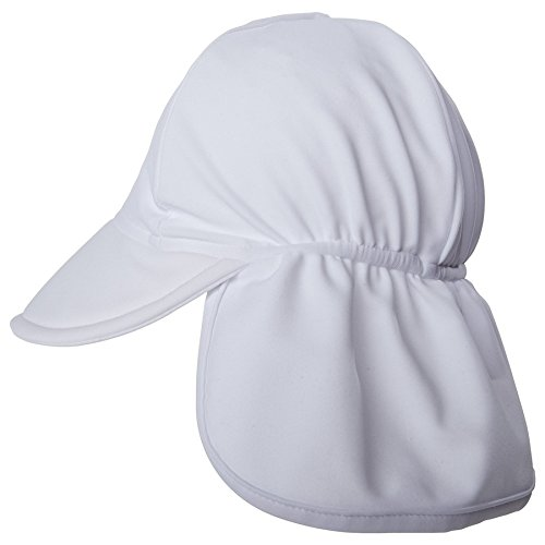 ndex Flap Hat, White X-Large (Flap Happy Floppy Hat)