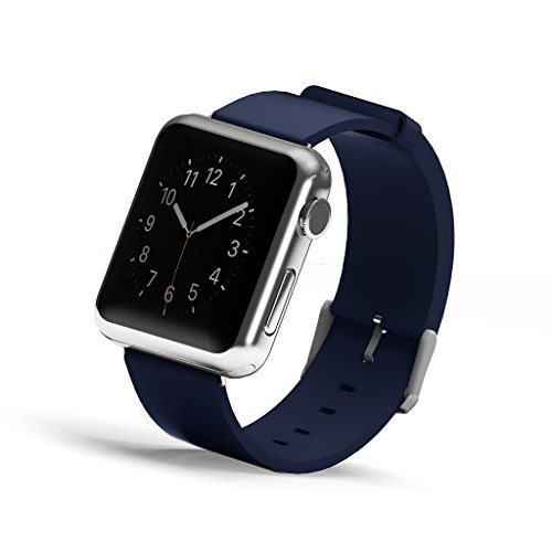 Apple Watch Band 38mm Navy Blue