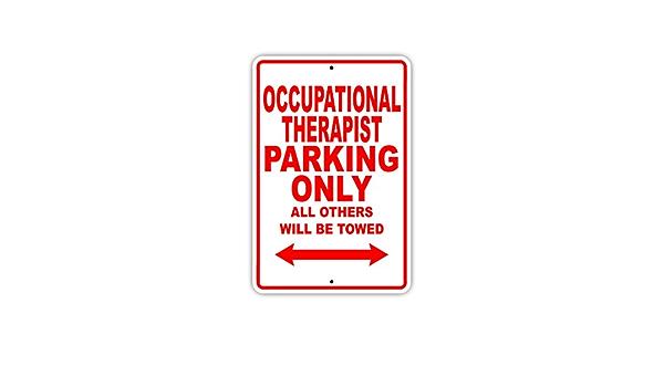 Urologist Parking Only Gift Decor Novelty Garage Metal Aluminum Sign