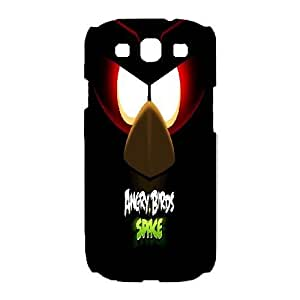 SamSung Galaxy S3 9300 phone cases White Angry Birds fashion cell phone cases ITRO8368067