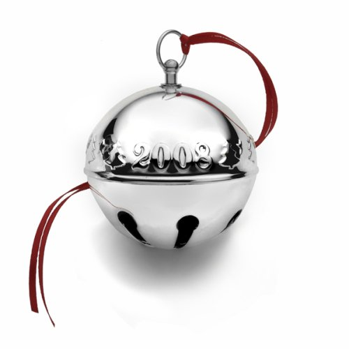 Wallace 2008 Silverplated Sleigh Bell product image