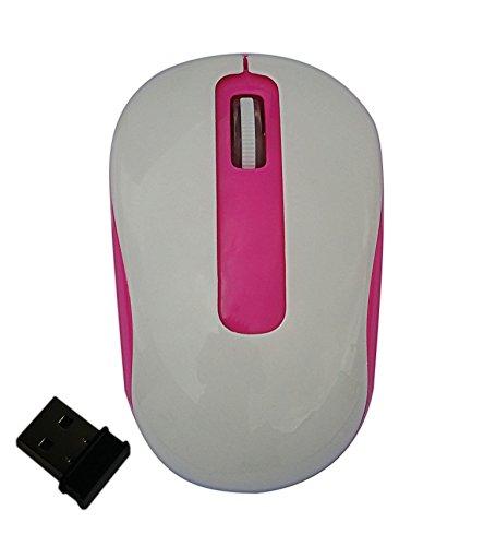2.4G Optische Wireless Gaming Maus mit 3-Tasten,USB Nano Receiver für Gamer Pro Office Home