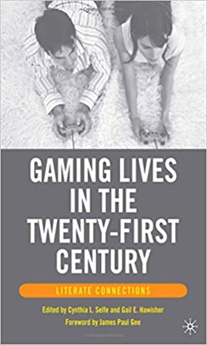 Descargar Libro Gaming Lives In The Twenty-first Century: Literate Connections PDF Android