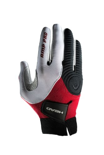 HEAD AMP Pro Racquetball Glove, Right Hand, X-Large