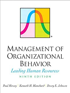 Pdf edition behavior of organizational essentials 10th