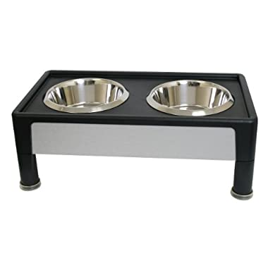 OurPets Signature Series Elevated Dog Feeder 8
