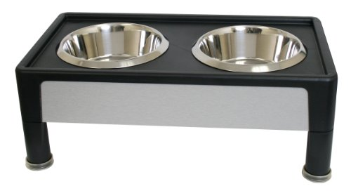 OurPets Signature Elevated Dog Feeder product image