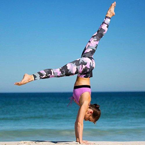 lastiques Femmes Jogging Yoga Collants Haute Taille Leggings Pantalons XL de Fitness Mamum pwFxn5qWZ