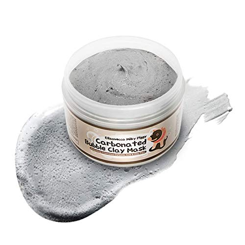 Elizavecca Milky Piggy Carbonated Bubble Clay Mask (Best Korean Face Mask Review)