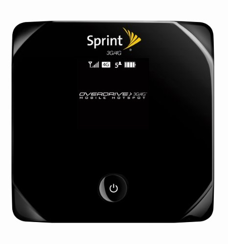 Sierra Wireless Overdrive 3G/4G Mobile Hotspot (Sprint) (Wireless Router Cdma)