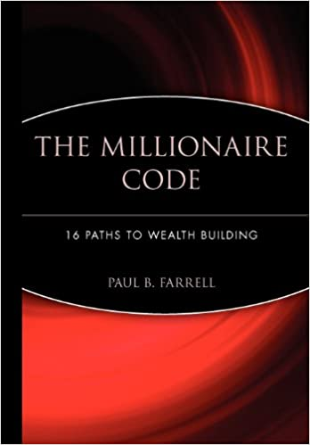 Amazon the millionaire code 16 paths to wealth building amazon the millionaire code 16 paths to wealth building 9780471426165 paul b farrell books fandeluxe Choice Image