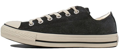 Converse - Zapatillas para hombre negro 37