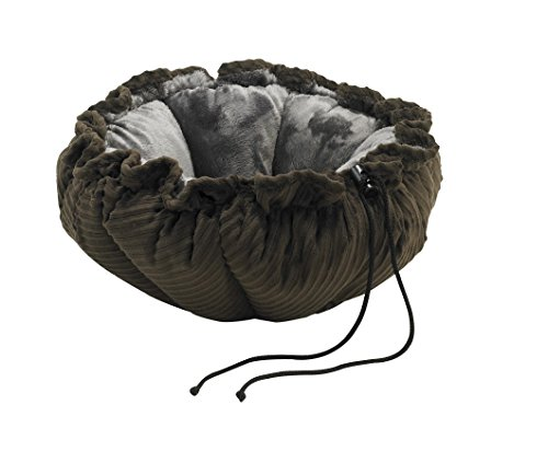 Pet Bowsers Bed Buttercup (Bowsers Buttercup Bed, Large, Coffee)