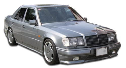Duraflex Replacement for 1986-1995 Mercedes E Class W124 AMG Style Body Kit - 4 Piece