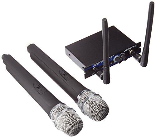 (VOCOPRO Dual Channel UHF Wireless Mic System UHF-28-9)
