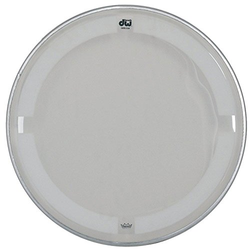 - DW Coated/Clear Tom Batter Drumhead 10 in.