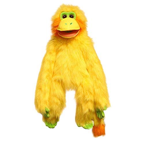 The Puppet Company - Colorful Monkeys - Yellow Monkey ()