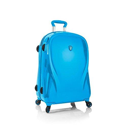 Heys Xcase 2g Spinner Blue 26 Inches, Azure
