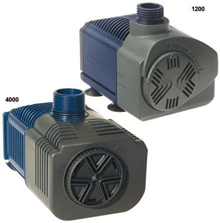 Lifegard Aquatics Quiet One 6000 Pump 1506 gph
