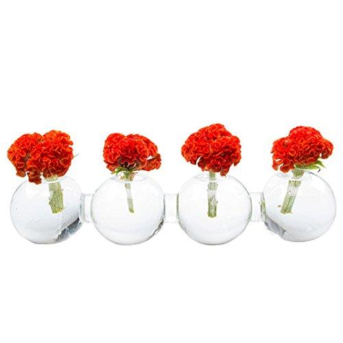 Chive - Hudson Big Caterpillar, Glass Flower Vase