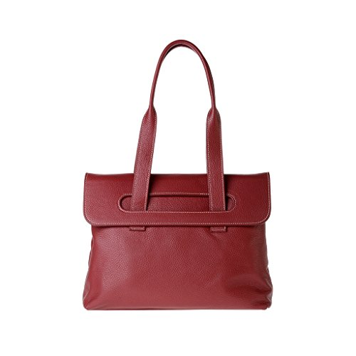 Red Unique Women Dudu Taille Leather For Red Bag Shoulder SXBwZ