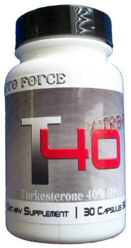 PRO FORCE T40Xtreme superbe Mass Factor créatine HCL Turkesterone Beta Alanine Malate de citrulline Bodybuilding Suppléments Testostérone