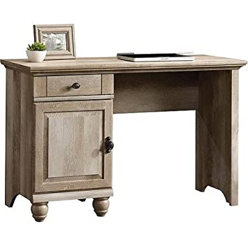 Amazoncom Better Homes and Gardens Crossmill Desk Lintel Oak