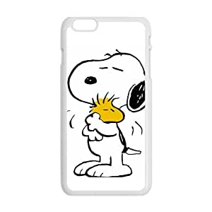 Lovely snoopy Cell Phone Case for Iphone 6 Plus
