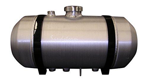 Sandstorm-8x16-Center-Spun-Aluminum-Gas-Tank-325-Gallons-Tractor-Pull-Set-Up