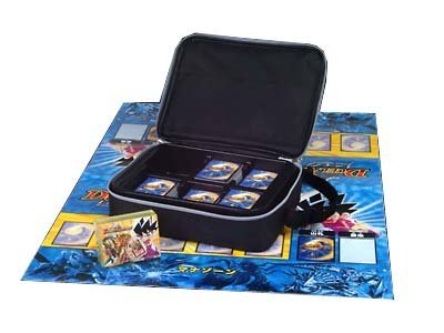 Duel Master Trading Card Carrying Case Box Store 700 Cards