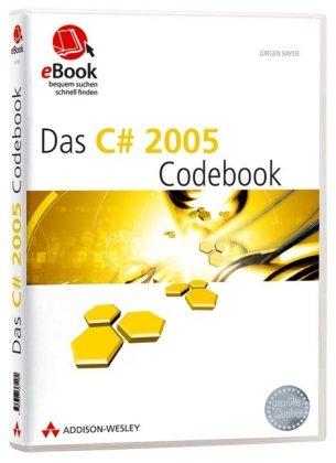 Das C# 2005 Codebook - eBook auf CD-ROM (AW eBooks)