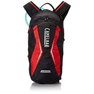 Camelbak 2016 Blowfish Hydration Pack, Black/Racing Red