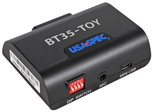 USA SPEC BT35-TOY Toyota/Lexus OEM Radio Handsfree Bluetooth Add-On Adapter