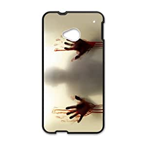 Happy Blood Hands Hot Seller Stylish Hard Case For HTC One M7