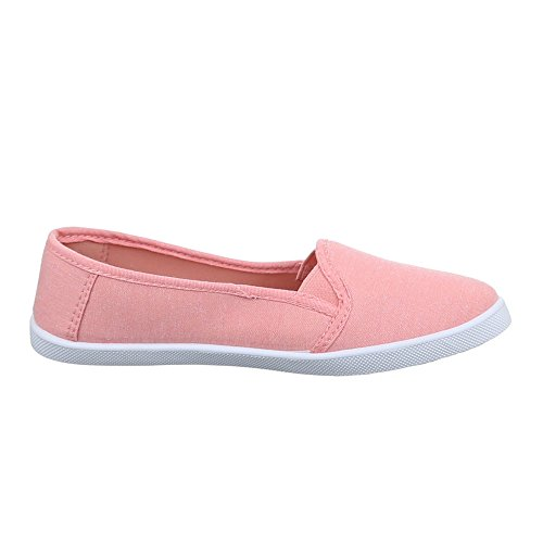 Ital-Design Women's Shoes Red - Coral WRvwLoL
