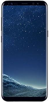 Samsung Galaxy S8+ Smartphone (Pantalla táctil de 6,2Pulgadas, Memoria 64GB, Android) Plata De Titanio (Reacondicionado)
