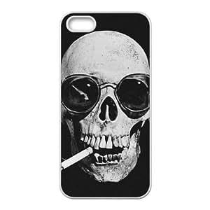 skull ZLB815550 Unique Design Case for Iphone 5,5S, Iphone 5,5S Case