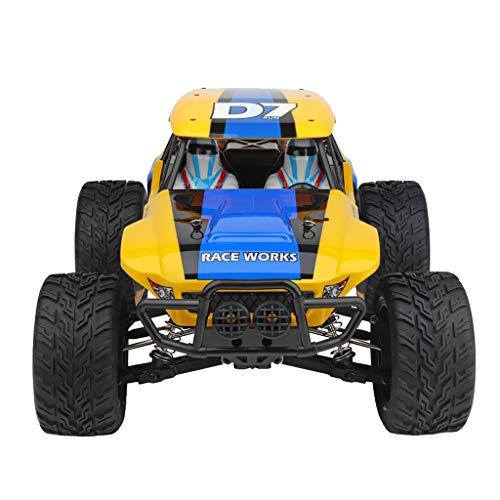 H 4Wd Ad Alta velocit/à Rc Desert Buggy Auto Elettrica Giocattoli Auto Telecomando per Adulti E Bambini Barlingrock Wl-12402-A 1//12 45Km