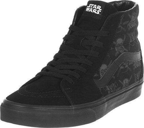 Vans Mens Sk8-Hi (Star Wars) Darkside/DrthStrm VN-0TS9EX8 -