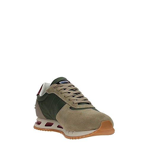 Blå Mænd 8smemphis05 / Nyl Sneakers Og Sneaker Lavet Af Ruskind Og Nylon Taupe MXkAX0Ic